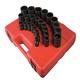 Sunex 2826 26-Piece 1/2 in. Drive 12-Point Metric Impact Socket Set