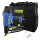 Estwing EFN64 Pneumatic 16 Gauge 2-1/2 in. Straight Finish Nailer with Canvas Bag