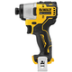 Dewalt DCF801B XTREME 12V MAX Brushless 1/4 in. Cordless Lithium-Ion Impact Driver (Tool only)