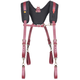 CLC 21522 Fully-Adjustable Padded Yoke Leather Suspenders