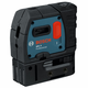 Factory Reconditioned Bosch GPL5-RT 5-Point Self-Leveling Alignment Laser