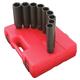 Sunex 2851 12-Piece 1/2 in. Drive Impact Socket Set