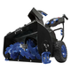 Snow Joe ION8024-XR 80V 24 in. Li-Ion 2-Stage 4-Speed Snow Blower with (2) 5.0 Ah Batteries