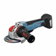 Bosch GWX18V-50PCN X-LOCK 18V EC Brushless Connected-Ready 4-1/2 in. - 5 in. Angle Grinder with No Lock-On Paddle Switch (Tool Only)