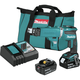 Makita XSF03TX2 18V LXT Lithium-Ion Brushless Cordless 4,000 RPM Drywall Screwdriver Kit with Autofeed Magazine (5 Ah)