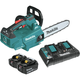 Makita XCU08PT 18V X2 (36V) LXT Lithium-Ion Brushless Cordless 14 in. Top Handle Chain Saw Kit (5 Ah)