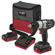 Porter-Cable PCL180CDK-2 Tradesman 18V Cordless 1/2 in. Lithium-Ion Drill Driver Kit