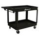 Homak PP06046021 36 in. x 24 in. Industrial Polypropylene Service Cart