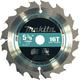 Makita A-94904 5-3/8 in. 16-Tooth Carbide Circular Saw Blade