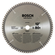 Bosch PRO1280SS 12 in. 80-Tooth Steel Cutting Specialty Saw Blade