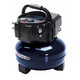 Campbell Hausfeld MW250000AV 0.8 HP 6 Gallon Oil-Free Pancake Air Compressor with Inflation Kit