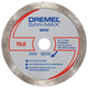 Dremel SM540 3 in. Tile Diamond Wheel