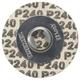 Dremel EZ413SA 1-1/4 in. 240-Grit EZ Lock Sanding Discs (5-Pack)