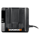 Worx 50024495 40V Max Lithium-Ion Charger for WA3536 40V Battery