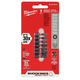 Milwaukee 48-32-4615 7-Piece Shockwave Torx Insert Bit Set