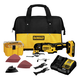 Dewalt DCS355D1 20V MAX XR Cordless Lithium-Ion Brushless Oscillating Multi-Tool Kit