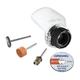 Dremel A550 Rotary Tool Shield Attachment Kit