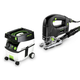 Festool PD561455 Trion D-Handle Jigsaw with CT MIDI 3.3 Gallon Mobile Dust Extractor