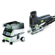 Festool PM561443 Trion Barrel Grip Jigsaw with CT MINI 2.6 Gallon Mobile Dust Extractor