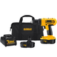 Dewalt DC970K-2 18V Cordless 1/2 in. Adjustable Clutch Drill Driver Kit