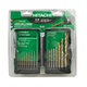 Hitachi 728174 17-Piece Titanium Drill Bit Set