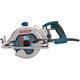 Bosch 1677M 7-1/4 in. Worm Drive Construction Saw with Rear Handle