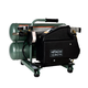 Hitachi EC89 4 Gallon 1.35 HP Oil-Lubricated Twin Stack Air Compressor
