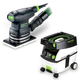 Festool PD567863 Orbital Finish Sander with CT MIDI 3.3 Gallon Mobile Dust Extractor