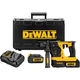 Dewalt DCH213L2 20V MAX Cordless Lithium-Ion 3-Mode SDS-Plus Rotary Hammer Kit