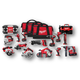 Milwaukee 2696-15 M18 18V Cordless Lithium-Ion 15-Tool Combo Kit