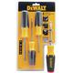 Dewalt DWHT62512 4-Piece Screwdriver Set