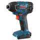 Bosch 25618B 18V Cordless Lithium-Ion Impact Driver (Bare Tool)