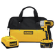 Factory Reconditioned Dewalt DCF826KLR 18V Lithium-lon Compact 1/4 in. Impact Driver Kit