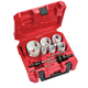Milwaukee 49-22-4095 10-Pc Electricians Ice Hardened Hole Saw Kit