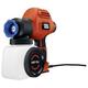 Black & Decker BDPS200 Single Speed Paint Sprayer with Side Fill