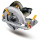 Rockwell RK3434 15 Amp 7-1/4 in. Circular Saw with Electric Brake
