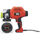 Black & Decker BDPS600K 2-Speed Quick Clean Paint Sprayer