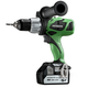 Hitachi DV18DBL 18V Cordless HXP Lithium-Ion 1/2 in. Brushless Hammer Drill Kit