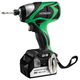 Hitachi WH18DBDL 18V Cordless HXP Lithium-Ion 1/4 in. Brushless Motor Impact Driver