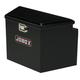 JOBOX 423002D 48 in. Long Steel Trailer Tongue Box - Black