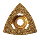 Rockwell RW8923 Triangular Carbide Grit Rasp