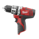 Milwaukee 2411-20 M12 12V Cordless Lithium-Ion 3/8 in. Hammer Drill Driver (Bare Tool)