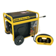 Stanley G5000S 6,500 Watt All Weather OHV Gas Powered Portable Generator with Removable Control Panel