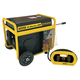 Stanley G8000S 8,000 Watt All Weather OHV Gas Powered Portable Generator with Electric Start & Removable Control Panel