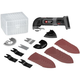 Porter-Cable PCC510B Tradesman 32-Piece 18V Cordless Lithium-Ion Oscillating Multi-Tool