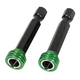 Hitachi 115003 Phillips #2 Magnetic Lock Bit (2-Pack)