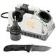Drill Doctor DD750X-KP Model 750X Bit Sharpener Advanced Tool Kit with Knife