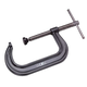 Wilton 14270 408, 400 Series C-Clamp, 0 in. to 8-1/4 in. Jaw Opening, 5 in. Throat Depth