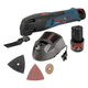 Factory Reconditioned Bosch PS50-2A-RT 12V Max Cordless Lithium-Ion Multi-X Cutting Tool