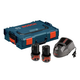 Bosch SKC120-202L 12V Max Lithium-Ion Battery and Chager with L-BOXX-1